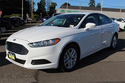 2016 Ford Fusion for sale in Seattle, WA