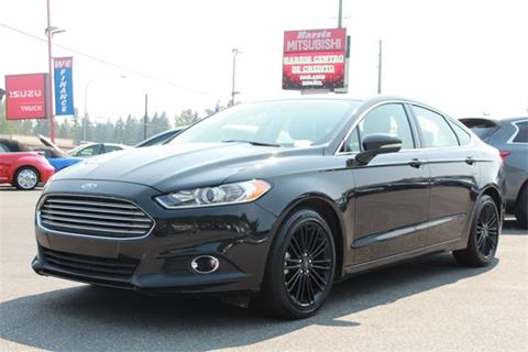 2015 Ford Fusion for sale in Seattle, WA