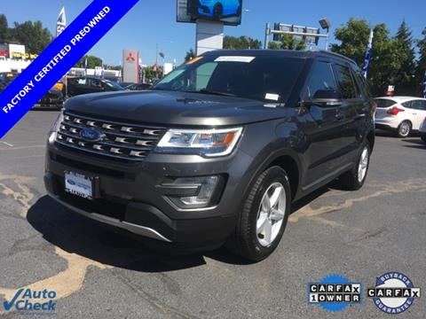 2017 Ford Explorer for sale in Seattle, WA