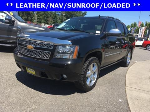 2012 Chevrolet Avalanche for sale in Seattle, WA
