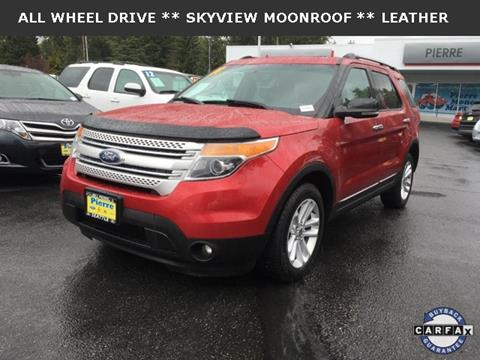 2011 Ford Explorer for sale in Seattle, WA