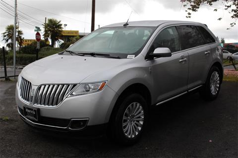 2013 Lincoln MKX for sale in Seattle, WA