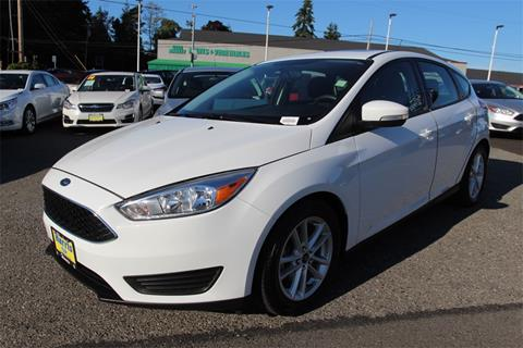 2016 Ford Focus for sale in Seattle, WA