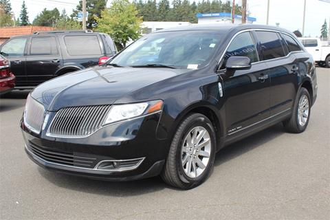 2015 Lincoln MKT Town Car for sale in Seattle, WA
