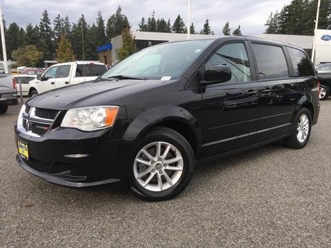 2016 Dodge Grand Caravan for sale in Seattle, WA