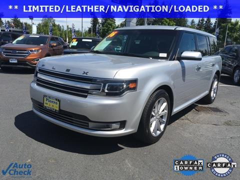 2016 Ford Flex for sale in Seattle, WA