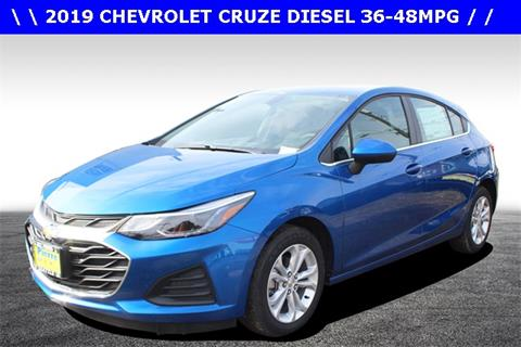 2019 Chevrolet Cruze for sale in Seattle, WA
