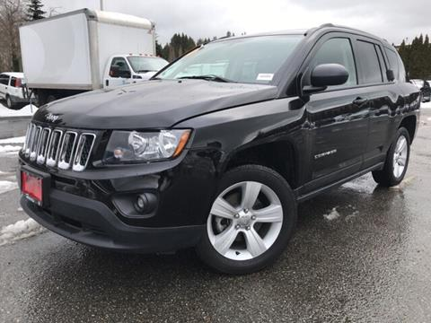2017 Jeep Compass for sale in Seattle, WA