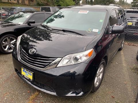 2015 Toyota Sienna for sale in Seattle, WA