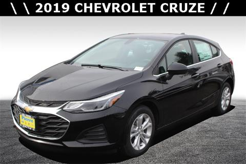 2019 Chevrolet Cruze for sale in Seattle, WA