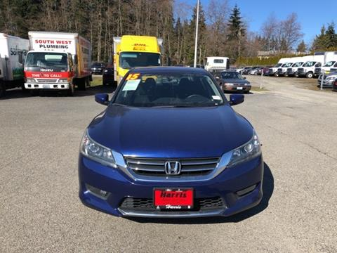 2015 Honda Accord for sale in Seattle, WA