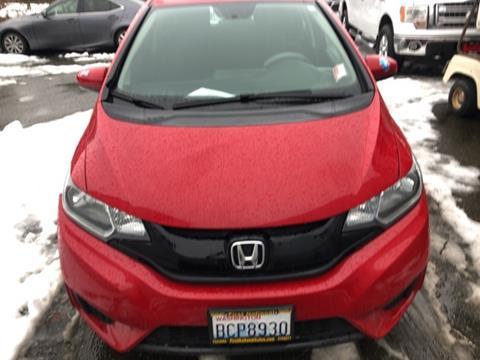 2015 Honda Fit for sale in Seattle, WA