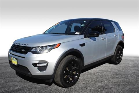 2016 Land Rover Discovery Sport for sale in Seattle, WA