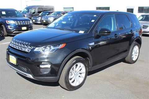 2017 Land Rover Discovery Sport for sale in Seattle, WA