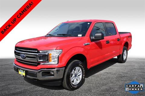 2018 Ford F-150 for sale in Seattle, WA