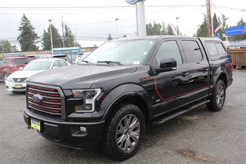2016 Ford F-150 for sale in Seattle, WA