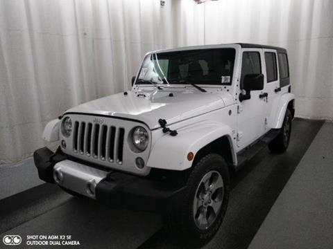 2018 Jeep Wrangler Unlimited for sale in Seattle, WA