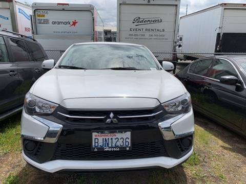 2018 Mitsubishi Outlander Sport for sale in Seattle, WA