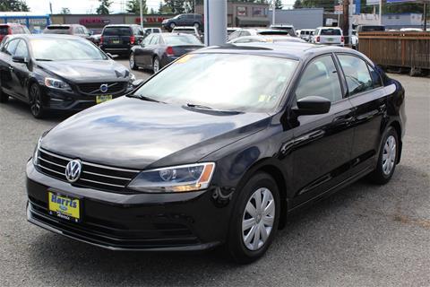 2016 Volkswagen Jetta for sale in Seattle, WA