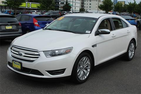 Used Ford Taurus >> Used Ford Taurus For Sale In Washington Carsforsale Com