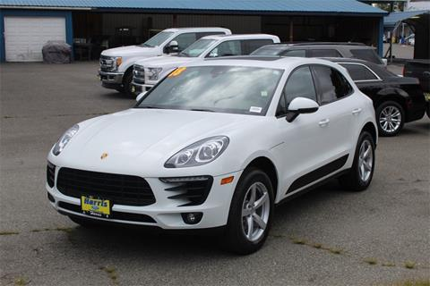 2018 Porsche Macan for sale in Seattle, WA