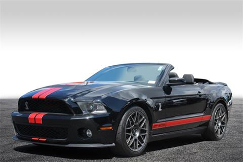 2011 Ford Shelby GT500 for sale in Seattle, WA