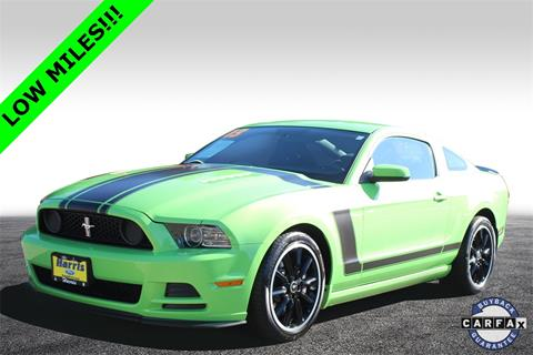 2013 Ford Mustang for sale in Seattle, WA