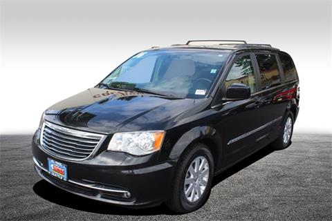 2016 Chrysler Town and Country for sale in Seattle, WA