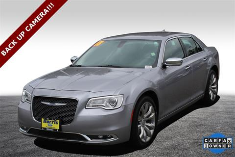 2018 Chrysler 300 for sale in Seattle, WA