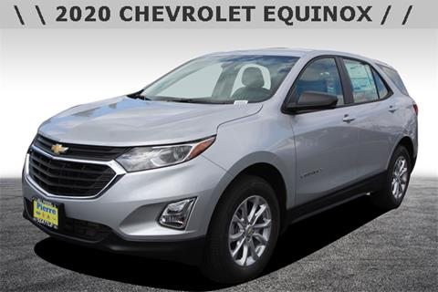 2020 Chevrolet Equinox for sale in Seattle, WA