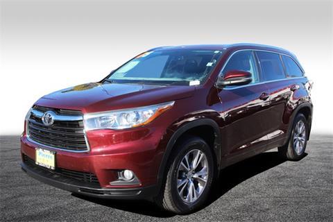 2015 Toyota Highlander for sale in Seattle, WA