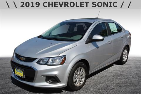 2019 Chevrolet Sonic for sale in Seattle, WA