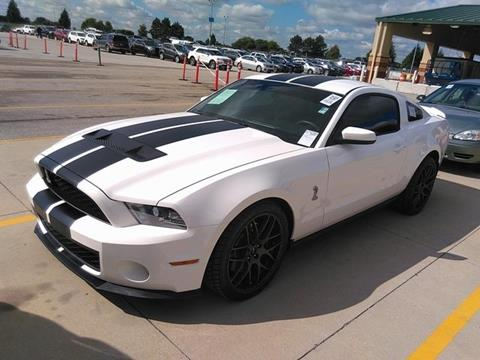 2012 Ford Shelby GT500 for sale in Seattle, WA