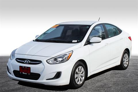 2017 Hyundai Accent for sale in Seattle, WA