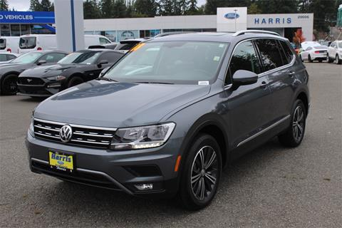 2018 Volkswagen Tiguan for sale in Seattle, WA