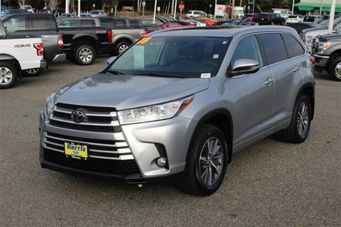 2018 Toyota Highlander for sale in Seattle, WA
