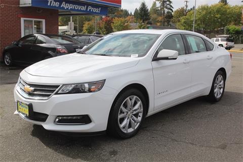 2018 Chevrolet Impala for sale in Seattle, WA