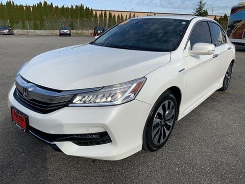 2017 Honda Accord Hybrid for sale in Seattle, WA