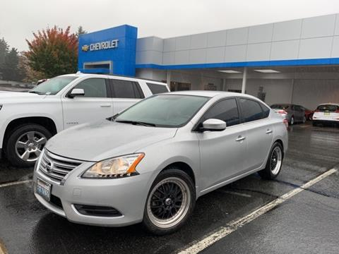 2015 Nissan Sentra for sale in Seattle, WA