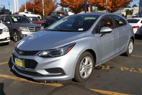 2018 Chevrolet Cruze for sale in Seattle, WA