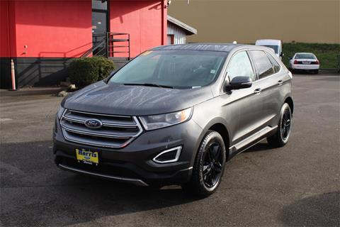 2016 Ford Edge for sale in Seattle, WA