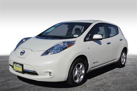 2011 Nissan LEAF for sale in Seattle, WA