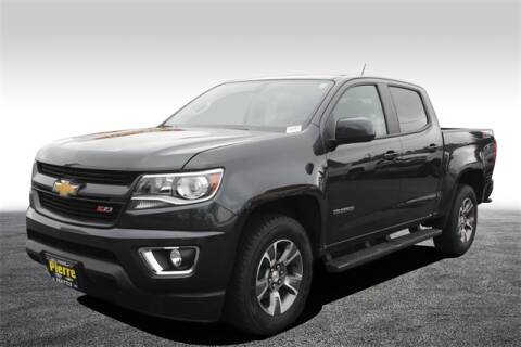 2018 Chevrolet Colorado for sale at PIERRE PRE-OWNED CENTER - PIERRE PRE-OWNED in Seattle WA