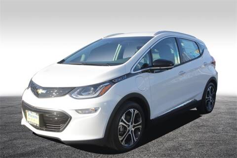 2020 Chevrolet Bolt EV Premier for sale at PIERRE PRE-OWNED CENTER - PIERRE PRE-OWNED in Seattle WA