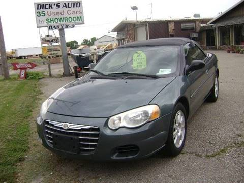 2006 Chrysler Sebring for sale in Marshfield, WI