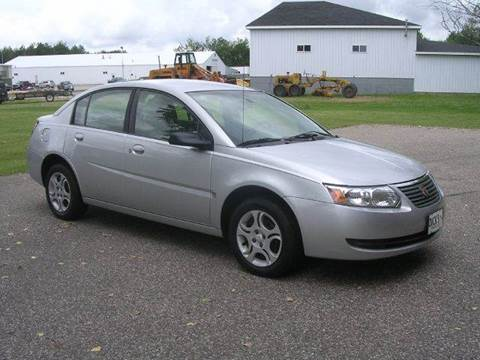 2007 Saturn Ion for sale at DICKS AUTO SALES in Marshfield WI