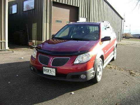 2006 Pontiac Vibe for sale at DICKS AUTO SALES in Marshfield WI