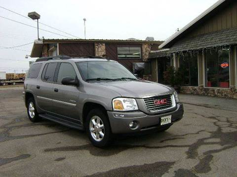2006 GMC Envoy XL for sale at DICKS AUTO SALES in Marshfield WI