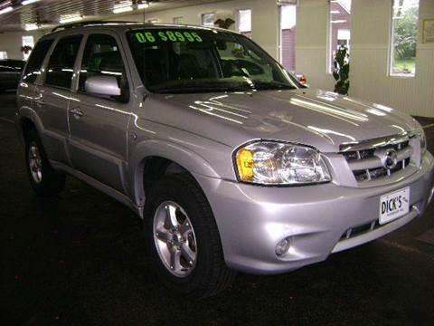 2006 Mazda Tribute for sale in Marshfield, WI