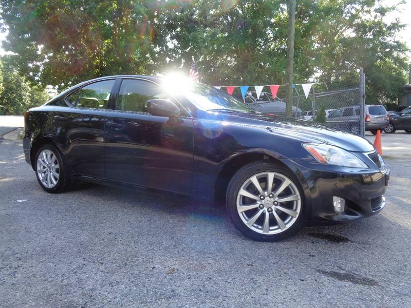2008 Lexus IS 250 AWD 4dr Sedan - Raleigh NC